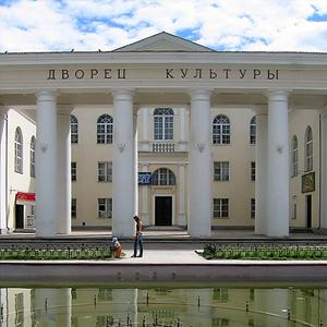Дворцы и дома культуры Верхних Татышлов
