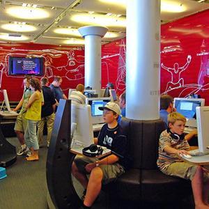 Интернет-кафе Верхних Татышлов
