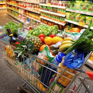Магазины продуктов Верхних Татышлов
