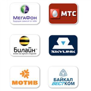 Операторы сотовой связи Верхних Татышлов