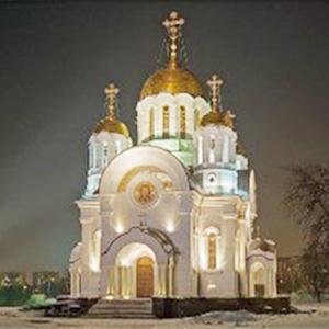 Религиозные учреждения Верхних Татышлов