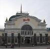 Железнодорожные вокзалы в Верхних Татышлах