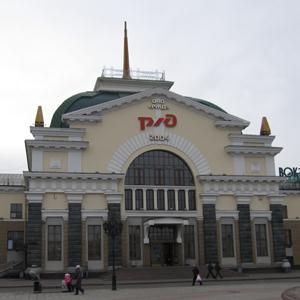 Железнодорожные вокзалы Верхних Татышлов